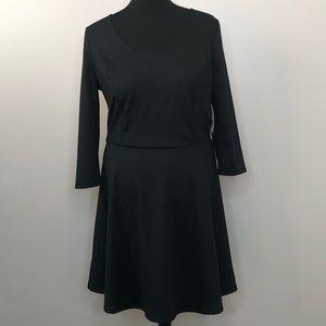 NWT Just Fab black dress XXL